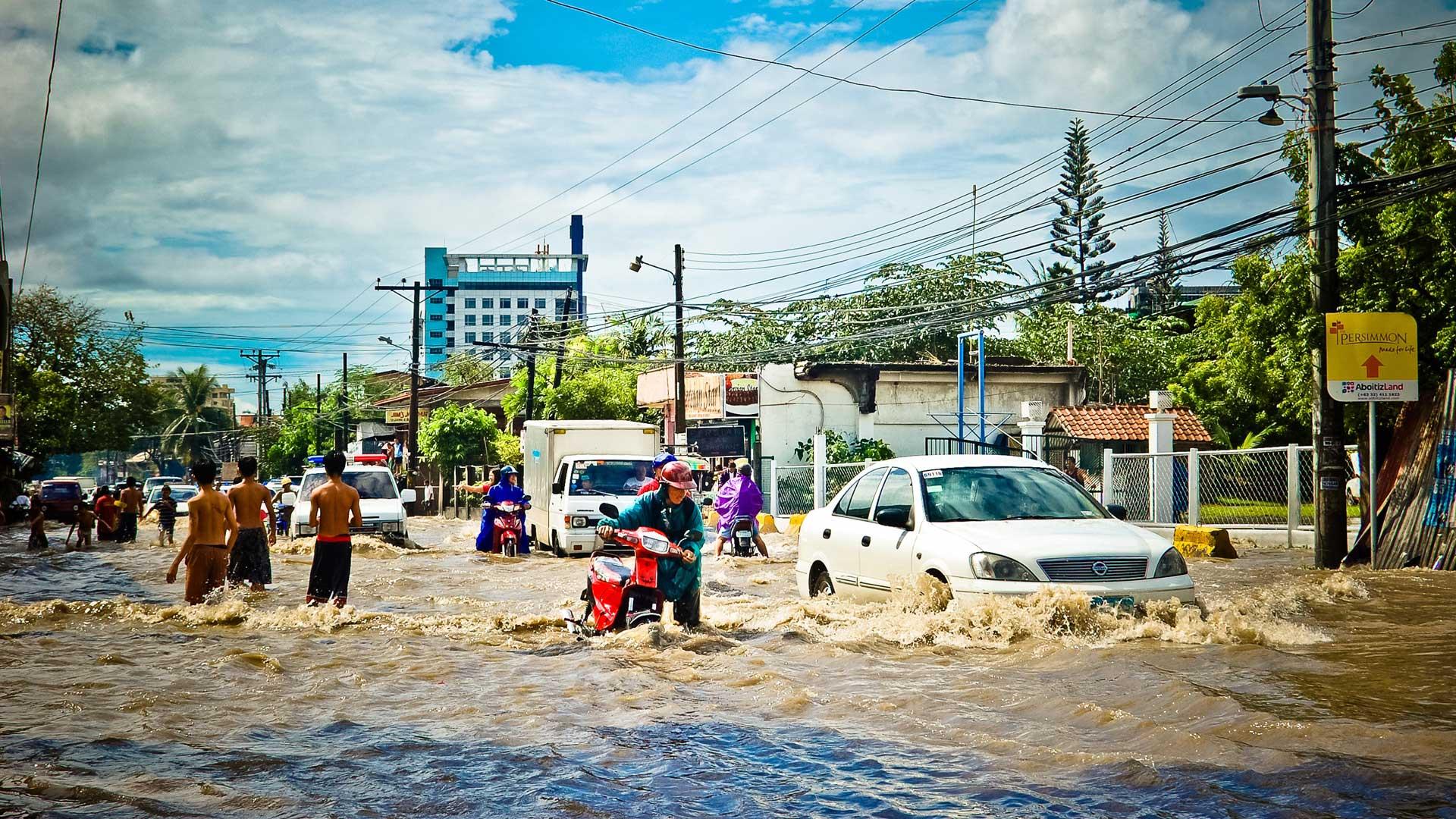 Inondacion (imagen Pixabay.com) | Vetiver Consult Ecuador